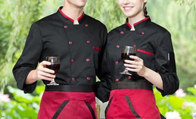 厨师工作服定制方案
